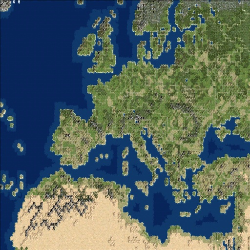 Rhyes And Fall Of Civilizations Europe AD - Europe terrain map
